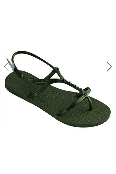 Havaianas Kadın Allure Maxi Parmak Arası Arkası Bantlı Sandalet