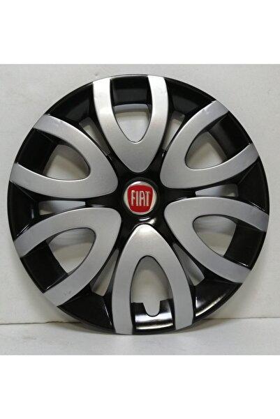 Çobanoğlu Fiat 15 Inç Jant Kapağı Takımı Çelik Görünümlü Kırılmaz 4 Adet
