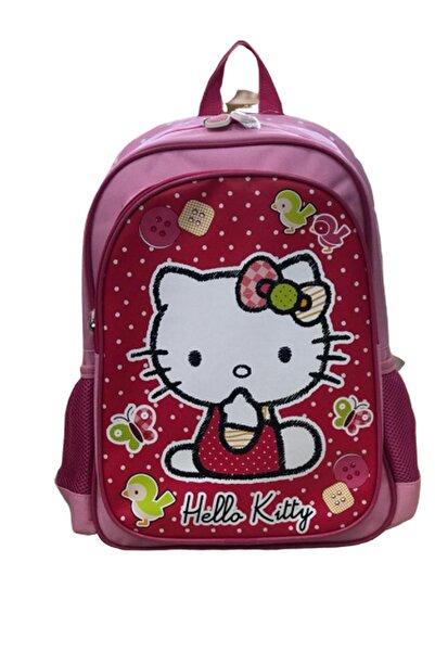 Hakan Çanta Hello Kitty Kız Çocuk Sırt Çantası 86041