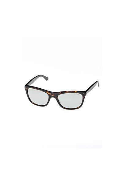 Polo Ralph Lauren Unisex Siyah Desenli Güneş Gözlüğü