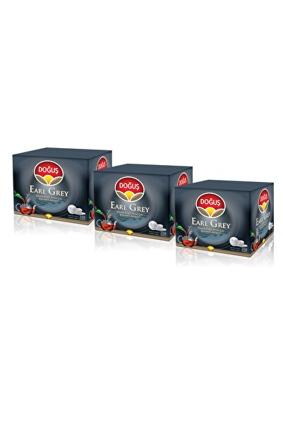 Doğuş Doğuş Earl Grey Demlik Poşet Çay 250x3,2g X 3 Adet