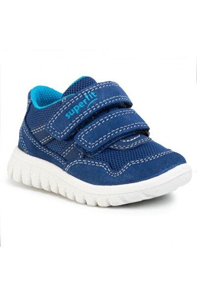 Superfit Erkek Spor Ayakkabı 0-609191-8100-1 Süperfit Ayakkabı Lacıvert 24-26