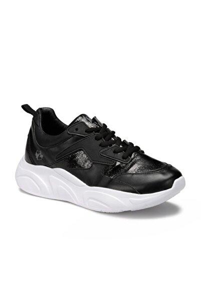 lumberjack Lemona Siyah Kadın Sneaker Ayakkabı
