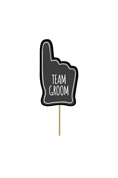 Düğün İşleri Team Groom Konuşma Balonu