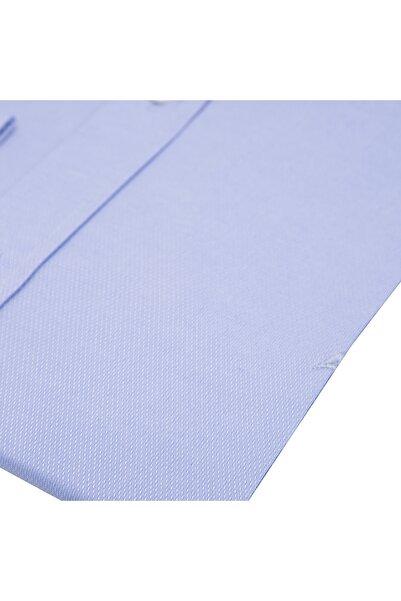 Erkek Açık Mavi Uzun Kollu Gömlek - 1Gm91Uk1244R 563