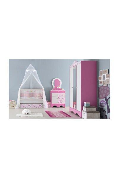Yıldız Mobilya Pretty Bebek Odası