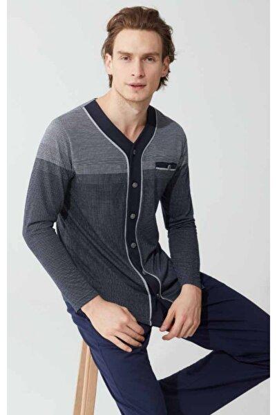 Feyza Pijama Feyza Erkek Battal Pijama Takım