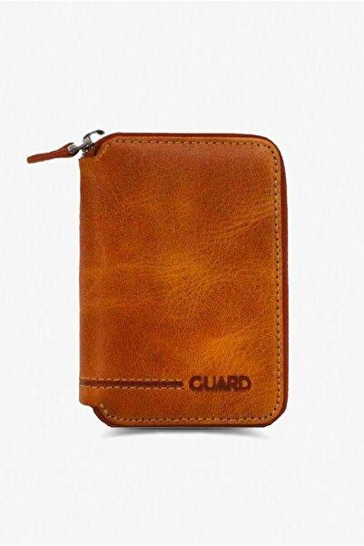 GUARD Mini Fermuarlı Cüzdan / 796 - Sarı
