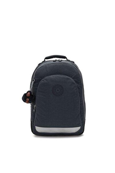 Kipling Unisex Mavi Class Room Büyük Boy Laptop Korumal ıSırt Çantası