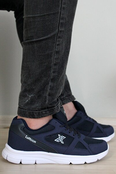 Giyyin Lacivert Unisex Sneaker Ltn0251