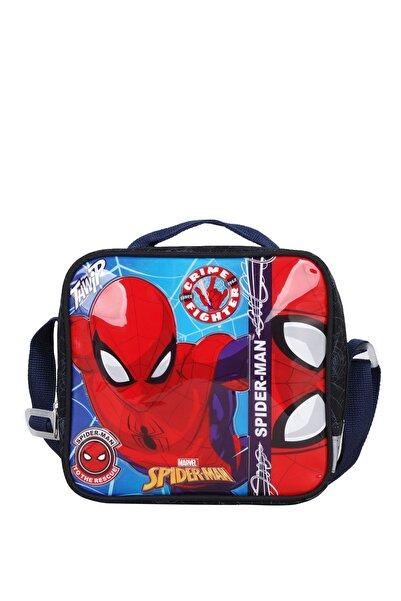SPIDERMAN Erkek Çocuk Spider-man Crime Fighter Beslenme Çantası 96614