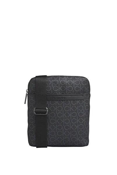 Calvin Klein Erkek Mono Flat Çapraz Askılı Erkek Çantası K50k505531