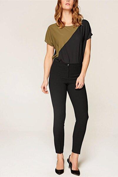Faik Sönmez Kadın Siyah Pantolon U36033