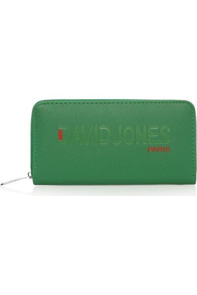 David Jones Kadın Cüzdan Yeşil