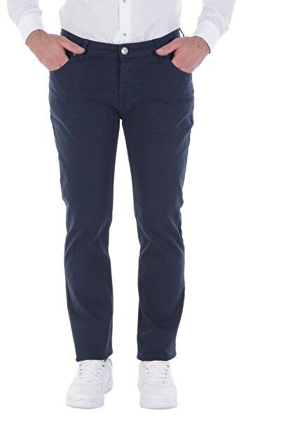 Diandor Düz Kesim Erkek Pantolon Lacivert/Navy 1813006