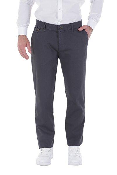 Diandor Rahat Kesim Erkek Pantolon Antrasit/Slategrey 1823004