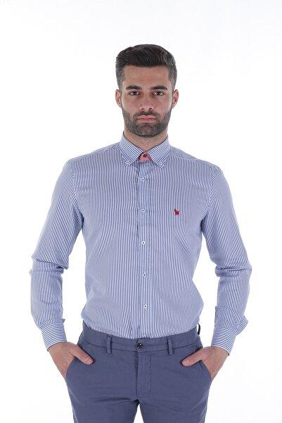 Diandor Uzun Kollu Erkek Gömlek V11 1912013