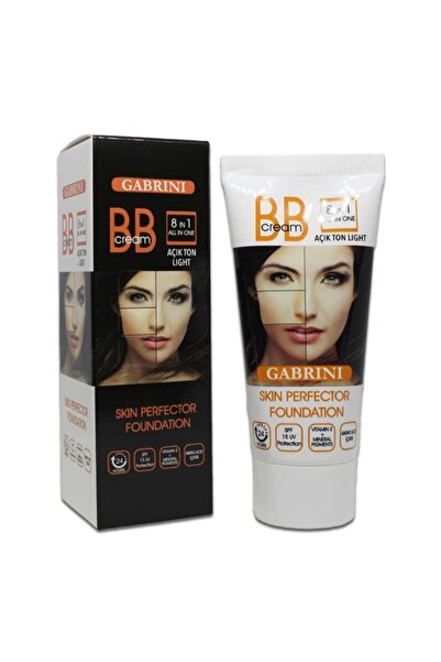 BB Cream 8 IN 1 ALL IN ONE