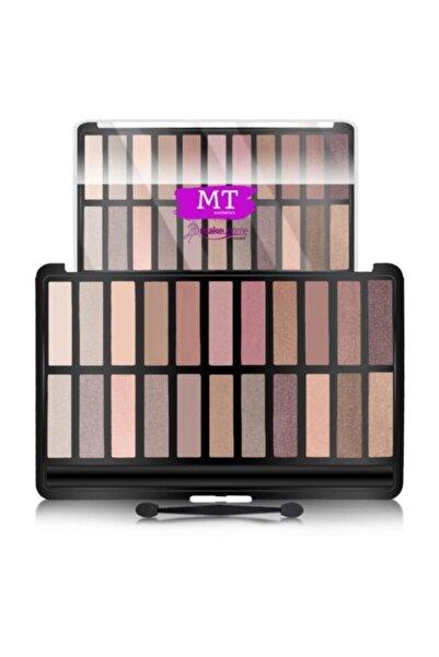 Makeuptime 22'li Far Paleti Mat-sedef