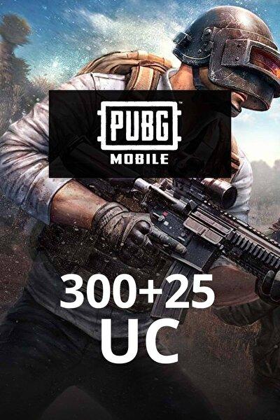 PUBG Mobile 300 + 25 UC