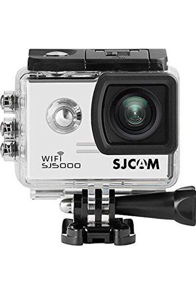 SJCAM 5000 Wifi Aksiyon Kamera Gri