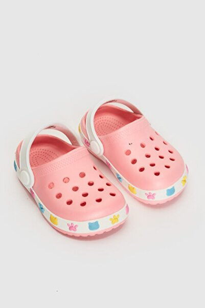 Kız Bebek Narçiçeği Dza Sandalet