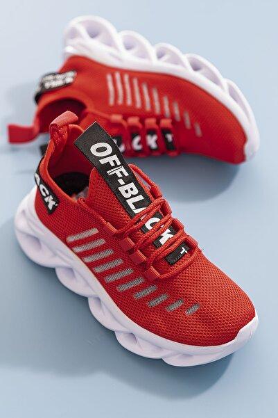 Tonny Black Kırmızı Unisex Sneaker DG6890-0