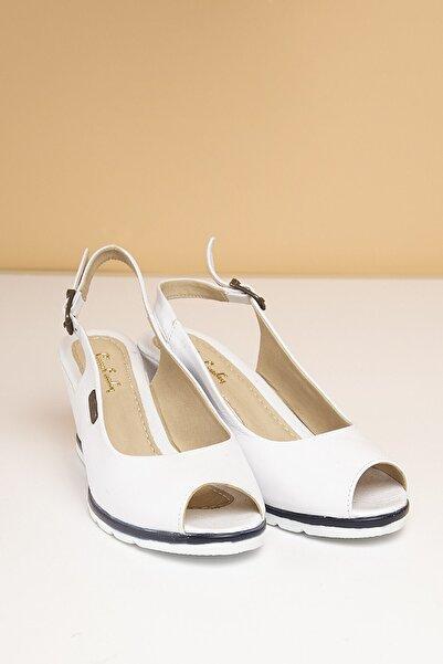Pierre Cardin Pc-0900 - 2163-19-Beyaz Ayakkabı
