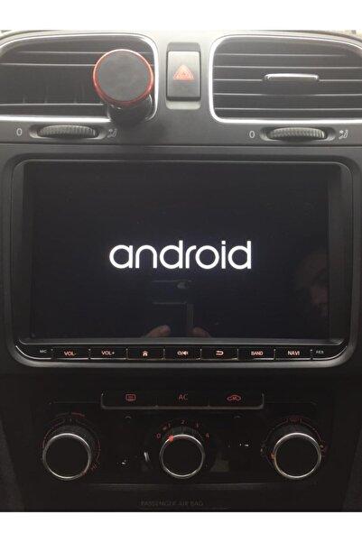 Universal Volkswagen Seat Skoda 16gb Android Multimedya 9 inç Fuul Touch