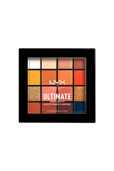 NYX Professional Makeup Ultimate Shadow Palette 800897205195