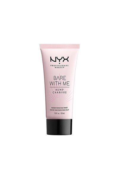 NYX Professional Makeup Bare With Me Sativa Radiant Perfecting Primer 800897191337