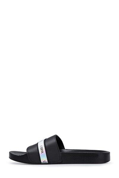 U.S. Polo Assn. U.s. Polo Assn. Kadın Terlik Neat Siyah/Black 20S2800NEAT
