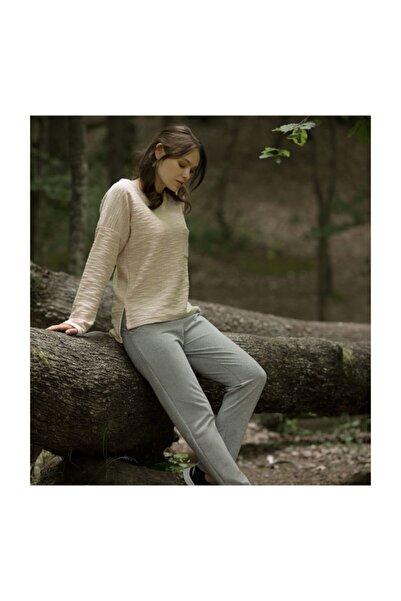 Haluk Bayram Baha 3256 Uzun Kol Kadın Pijama Takımı