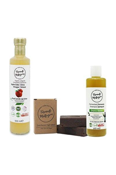 Fermente Mutfağım Fermente Saç Detoks Paketi