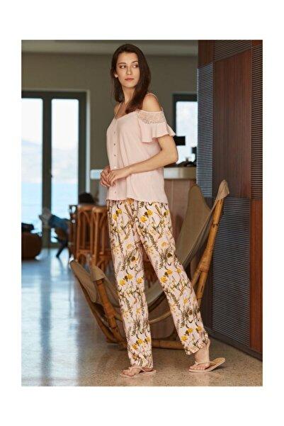 Penyemood 8513 Kısa Kol Pijama Takımı