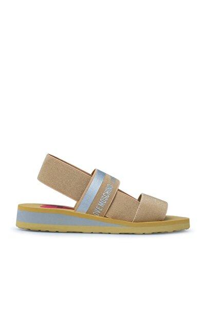 Love Moschino Kadın Sarı Sandalet  Ja16013g0ajw2901