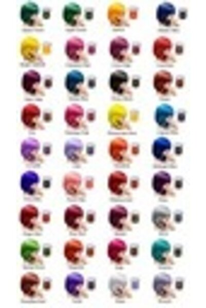 White Toner Saç Boyası 88 Ml