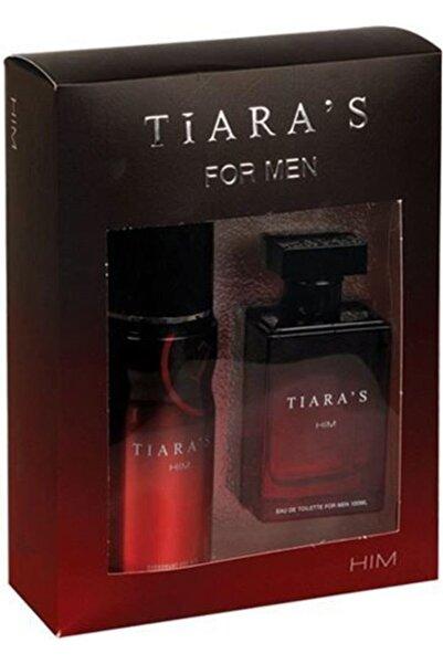Tiaras Hım Bay Set Parfüm 100ml Edt+deo 561773531