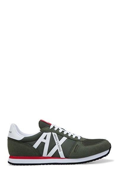 Armani Exchange Erkek Haki Ayakkabı Xux017 Xv028 K494