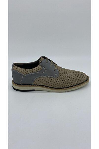 Riccardo Colli Erkek  Kum Eva Günlük Ayakkabı 1117-7