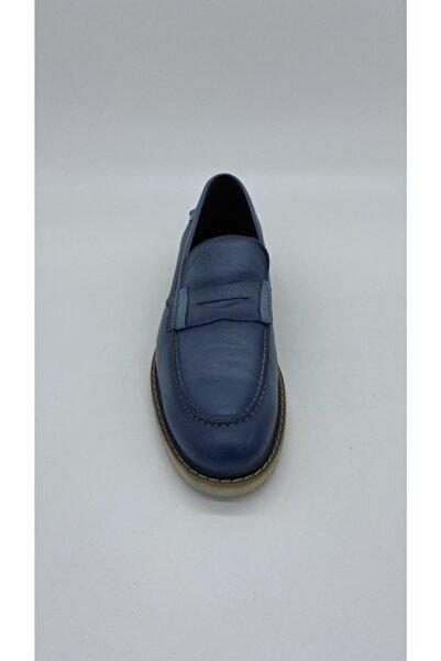 Riccardo Colli Erkek  Sax Mavı Eva Günlük Ayakkabı  1117-5