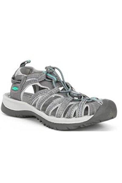 Kadın Gri Yeşil Whisper Spor  Sandalet