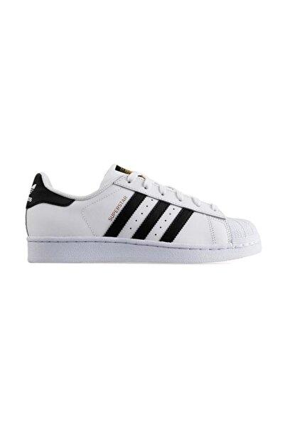 Superstar Erkek Spor Ayakkabı Beyaz