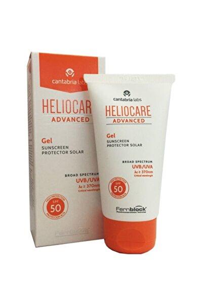 Heliocare Advanced Spf 50 Gel Güneş Koruyucu 50ml Skt:2023