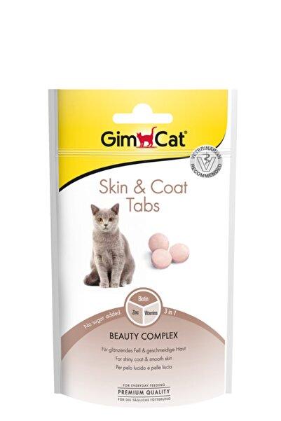 Gimcat Skin&coat Kedi Ödül Tableti 40 Gr