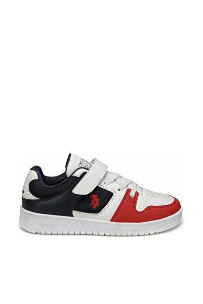 Assn. Douglas Beyaz Erkek Çocuk Sneaker