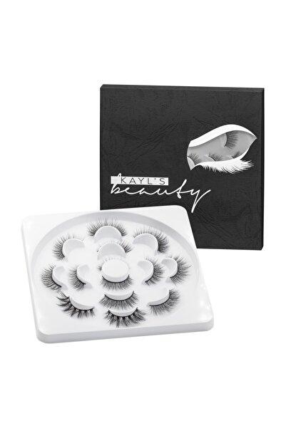 Kayl's Beauty 7li Karma Mix Set Ipek Takma Kirpik kyl3552807008mx