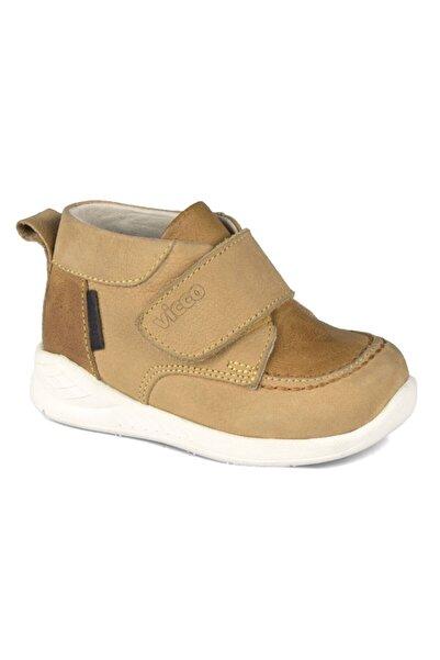 Vicco Ilk Adım Deri Ayakkabı Sarı 918.e19k.017