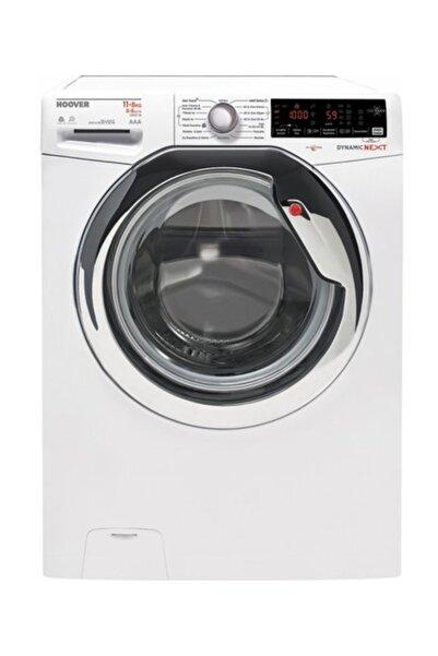 Hoover WdxOa4118ah/1-17 1400 Devir 11 kg / 8 kg Kurutmalı Çamaşır Makinesi