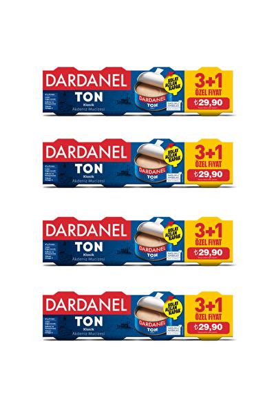 Dardanel 75 GRx4 Dardanel Ton Balığı 4'lü Paket